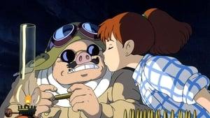 Porco Rosso - A mesterpilóta háttérkép