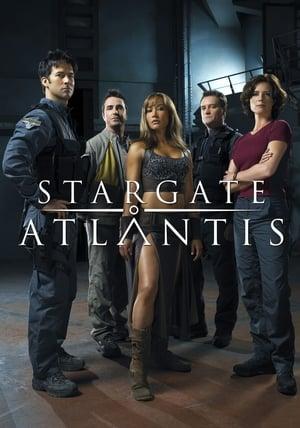 Csillagkapu - Atlantisz poszter