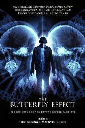 Pillangó-hatás poszter