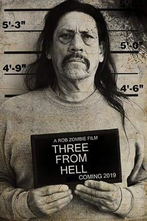 3 a pokolból poszter