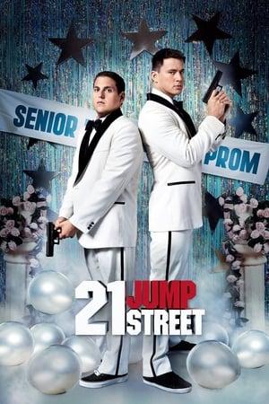 21 Jump Street - A kopasz osztag poszter