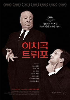 Hitchcock/Truffaut poszter