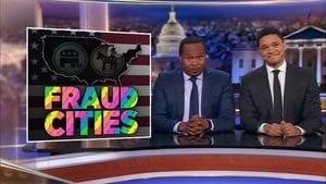 The Daily Show with Trevor Noah 24. évad Ep.29 29. rész