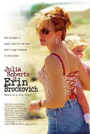Erin Brockovich - Zűrös természet poszter