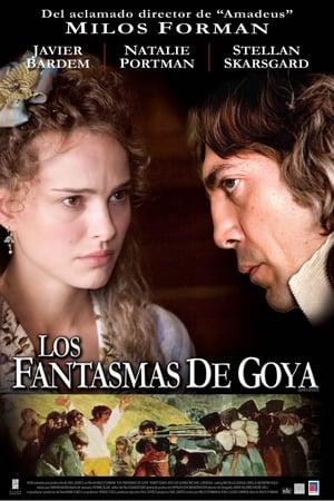 Goya kísértetei poszter