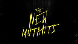 Az új mutánsok háttérkép