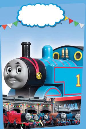 Thomas a gőzmozdony poszter