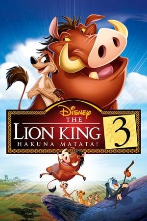Az oroszlánkirály 3. - Hakuna Matata