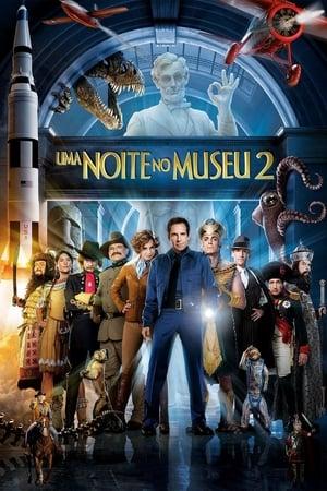 Éjszaka a múzeumban 2. poszter