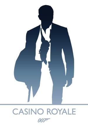 007 - Casino Royale poszter