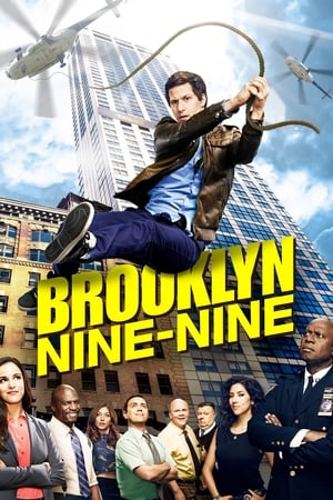 Brooklyn 99 - Nemszázas körzet poszter