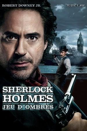 Sherlock Holmes - Árnyjáték poszter