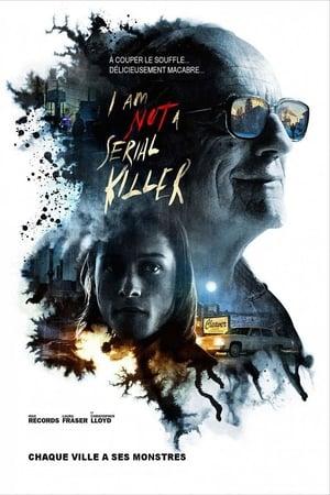 Nem vagyok sorozatgyilkos poszter