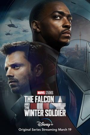 A Sólyom és a Tél Katonája poszter