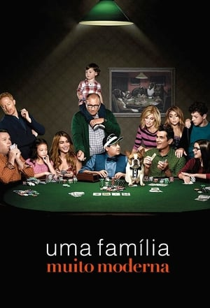 Modern család poszter