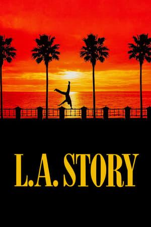 L. A. Story - Az őrült város poszter