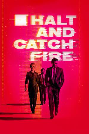 Halt and Catch Fire – CTRL nélkül poszter
