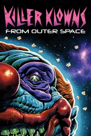 Gyilkos bohócok az űrből