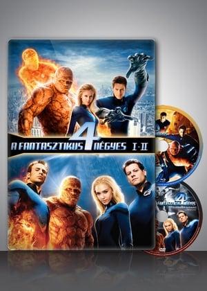 Fantasztikus négyes filmek
