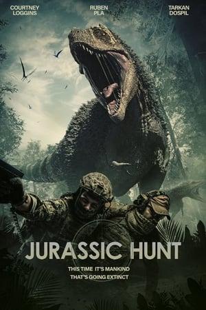 Jurassic Hunt poszter