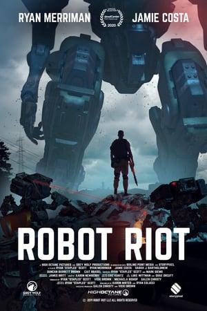 Robot Riot poszter