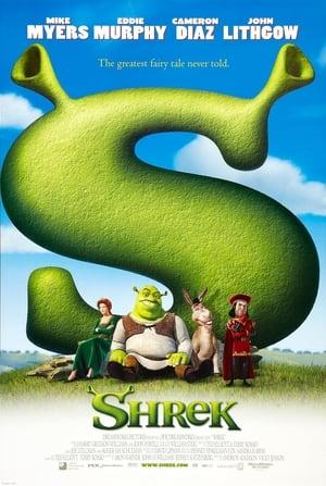 Shrek poszter