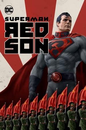 Superman: Vörös Nap poszter