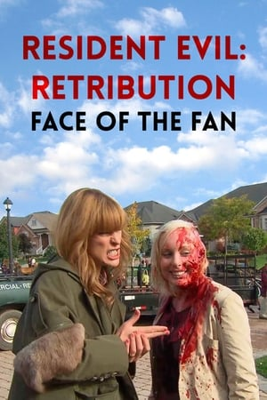 Resident Evil: Retribution - Face of the Fan