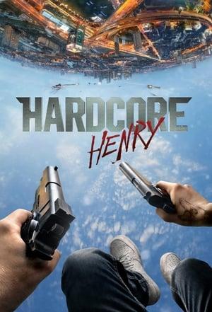 Hardcore Henry poszter