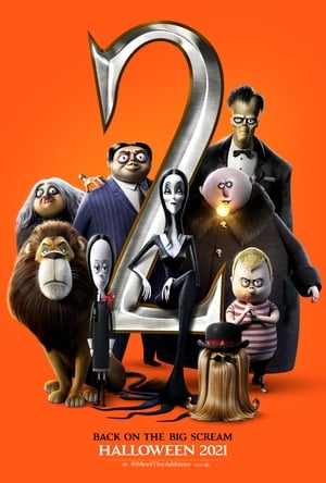 The Addams Family 2 poszter