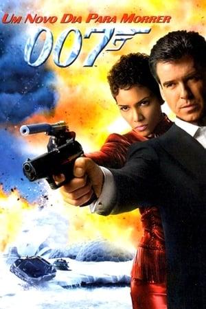 007 - Halj meg máskor poszter