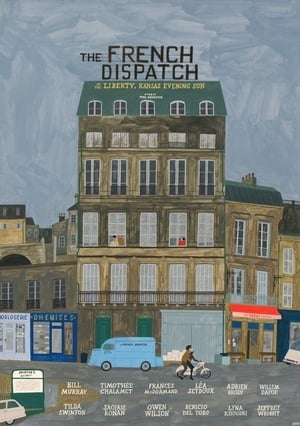 The French Dispatch poszter