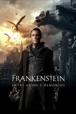Én, Frankenstein poszter