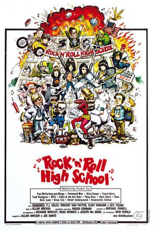 Rock 'n' Roll High School poszter