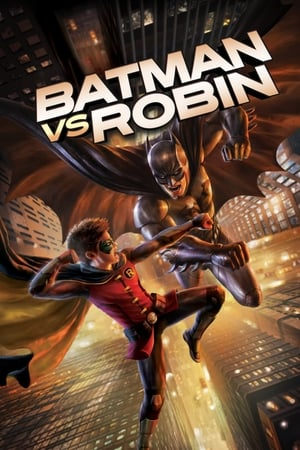 Batman Robin ellen