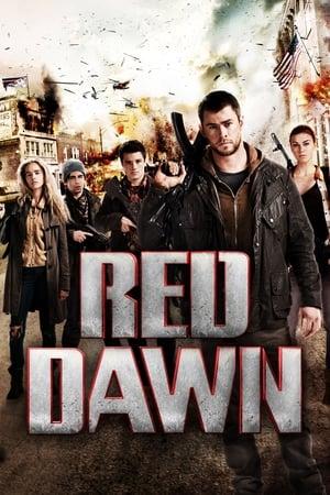 Vörös hajnal poszter