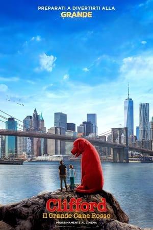 Clifford, a nagy piros kutya poszter