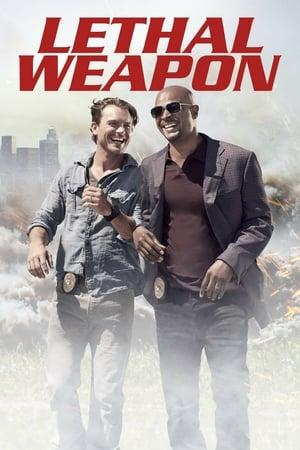 Halálos fegyver poszter