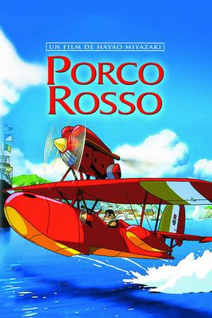 Porco Rosso - A mesterpilóta poszter