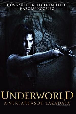 Underworld: A vérfarkasok lázadása