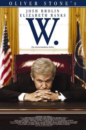W. - George W. Bush élete poszter