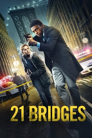 21 híd poszter