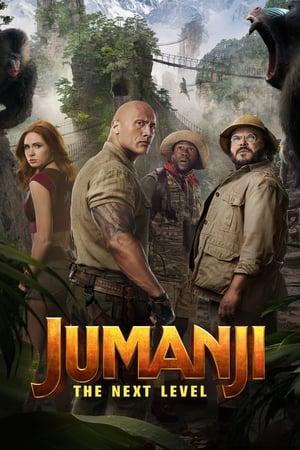 Jumanji: A következő szint poszter