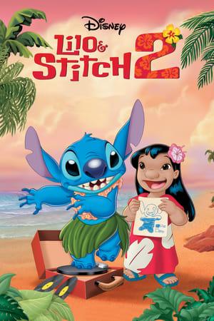 Lilo és Stitch 2. - Csillagkutyabaj poszter