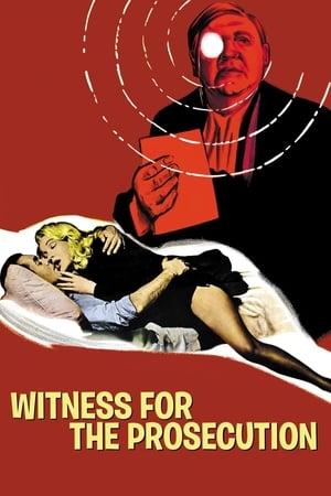A vád tanúja poszter