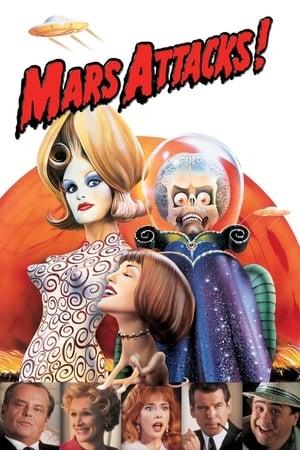 Támad a Mars! poszter