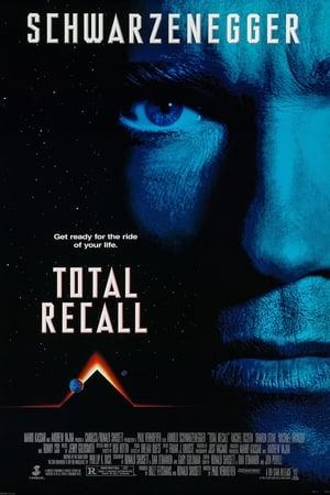 Total Recall - Az emlékmás poszter