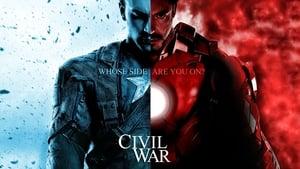 Amerika Kapitány: Polgárháború háttérkép
