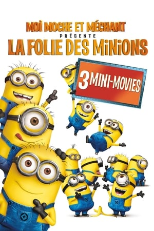 Despicable Me Presents: Minion Madness poszter