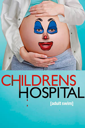 Childrens Hospital poszter